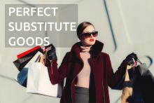 Perfect Substitute Goods